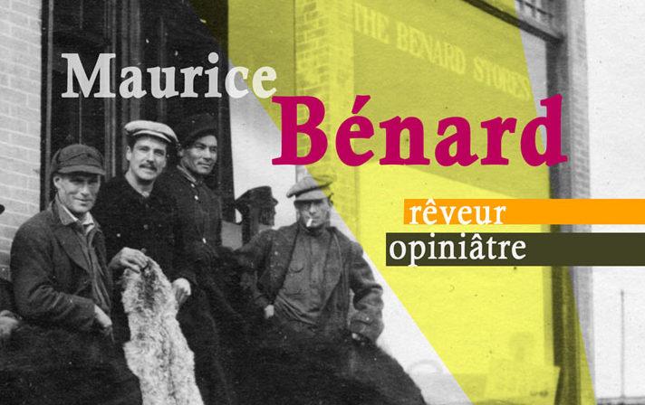 Lancement de l'exposition « Maurice Bénard, rêveur opiniâtre »
