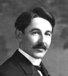 Le Dr André Bigué en 1909.