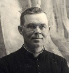 L'abbé Joseph-Oscar-Viateur Dudemaine. SHA – Fonds George Duchemin