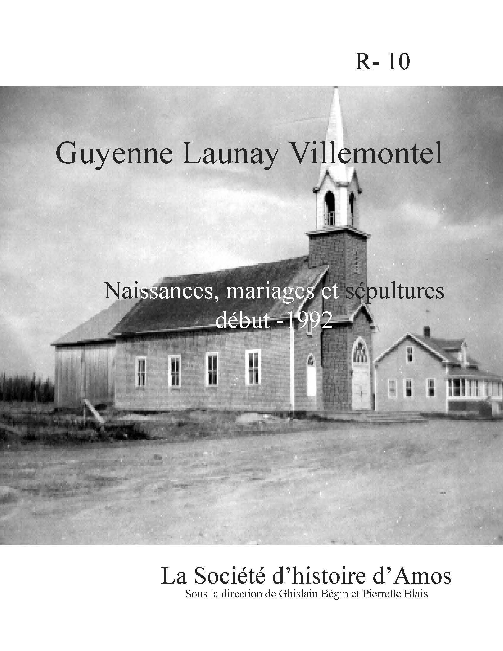 R-10 Guyenne – Launay – Villemontel (BMS)