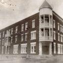 L'Hôtel Transcontinental entre les années 1920 et 1930.