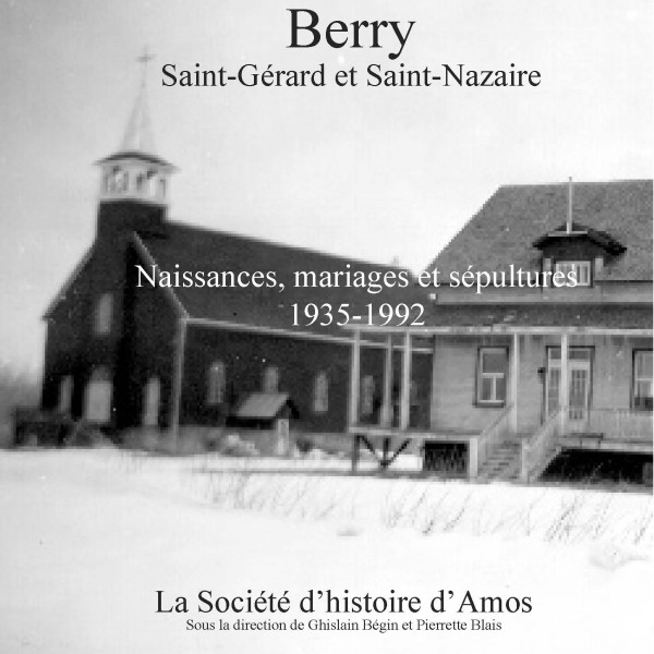 R-11 Berry, St-Gérard et St-Nazaire (BMS)
