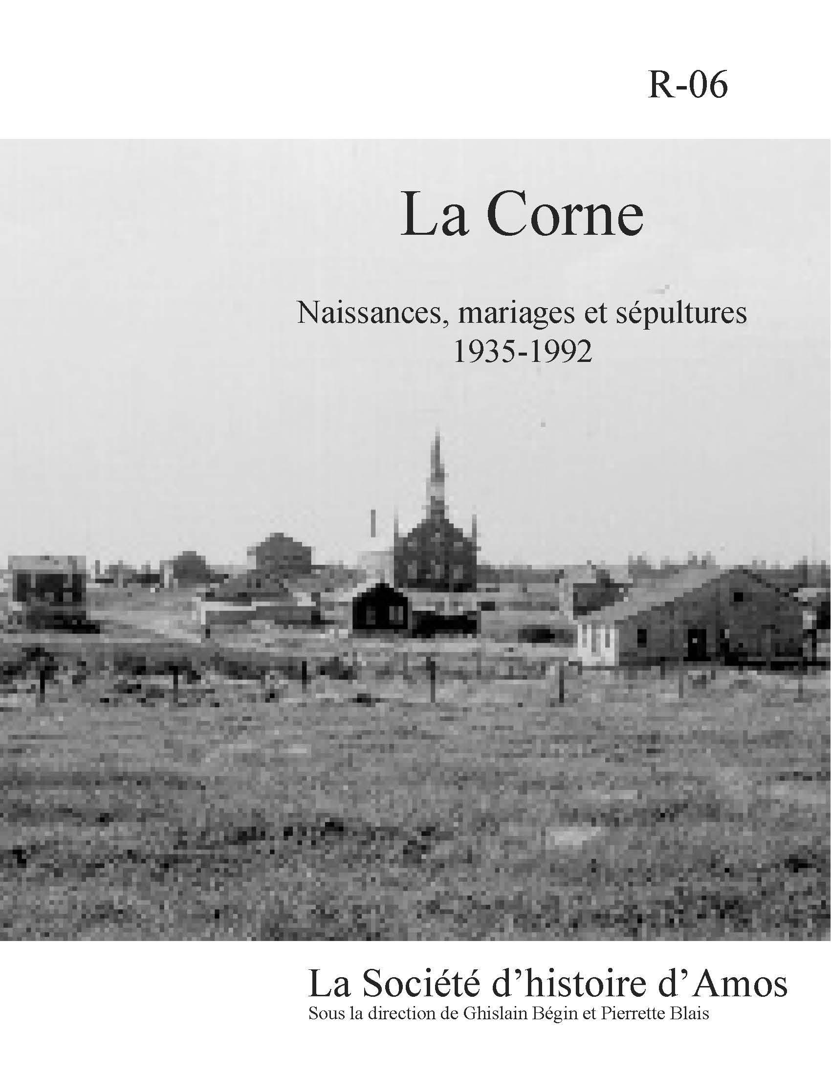 R-06 La Corne