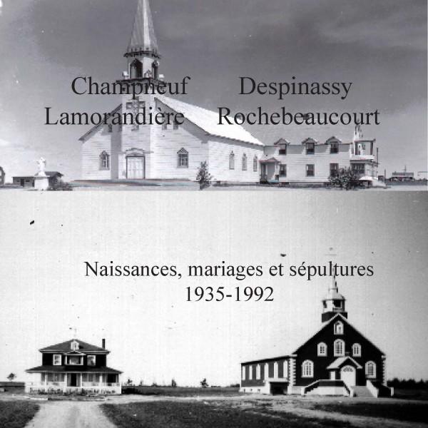 R-09 Champneuf – Despinassy – Lamorandière – Rochebaucourt