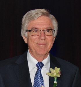 Pierre Laliberté, récipiendaire du Prix Thérèse-Pagé 2014, le 26 septembre 2014.