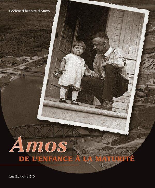 Couverture du livre «Amos, de l'enfance à la maturité».